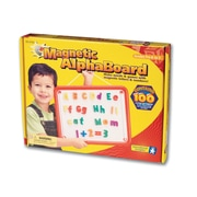 Educational Insights® Magnetic AlphaBoard, Magnetic Letters