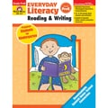 Evan-Moor® in.Everyday Literacy: Reading and Writingin. Grade PreK Book, Language Arts/Reading