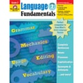Evan-Moor® in.Language Fundamentalsin. Grade 2 Resource Book, Language Skills