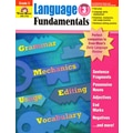 Evan-Moor® in.Language Fundamentalsin. Grade 3 Resource Book, Language Arts