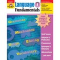 Evan-Moor® in.Language Fundamentalsin. Grade 4 Resource Book, Language Skills