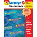 Evan-Moor® in.Language Fundamentalsin. Grade 6th+ Resource Book, Language Skills
