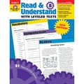 Evan-Moor® in.Read and Understand With Levelled Textsin. Grade 5 Resource Book, Language Arts/Reading