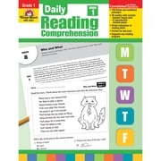"Evan-Moor® ""Daily Reading Comprehension"" Grade 1 Teacher's Edition Book, Language Arts/Reading"