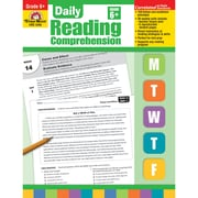 "Evan-Moor® ""Daily Reading Comprehension"" Grade 6 Teacher's Edition Book, Language Arts/Reading"