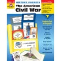 Evan-Moor® History Pockets: The American Civil War Teacher Resource Book