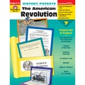 Evan-Moor® History Pockets: The American Revolution Teacher Resource Book