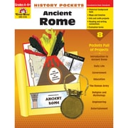 Evan-Moor® History Pockets: Ancient Rome Teacher Resource Book
