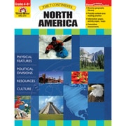 Evan-Moor® The 7 Continents North America Teacher Resource Book