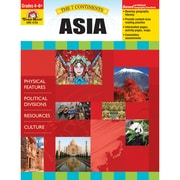 Evan-Moor® The 7 Continents Asia Teacher Resource Book