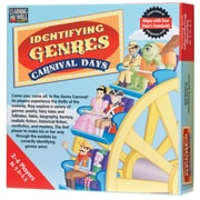 Edupress® Identifying Genres Carnival Days Activity Game, Grades Pre-K+