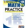 Carson Dellosa® Frank Schaffer Singapore Math Practice Level 1B Workbook, Grades 1 - 2