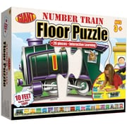 Carson Dellosa® Number Train Floor Puzzle