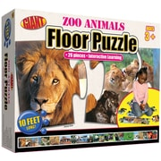 Carson Dellosa® Zoo Animals Floor Puzzle
