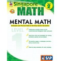 Carson Dellosa® Frank Schaffer Singapore Math Mental Math Level 1 Workbook, Grades 2