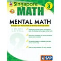 Carson Dellosa® Frank Schaffer Singapore Math Mental Math Level 2 Workbook, Grades 3