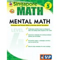 Carson Dellosa® Frank Schaffer Singapore Math Mental Math Level 4 Workbook, Grades 5