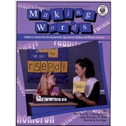 "Carson Dellosa® ""Making Words"" Grade 1st-3rd Resource Book, Language Arts/Reading"