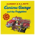 Houghton Mifflin in.Curious George and the Firefightersin. Book