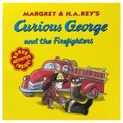 "Houghton Mifflin ""Curious George and the Firefighters"" Book"