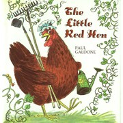 "Houghton Mifflin ""The Little Red Hen"" Big Book"