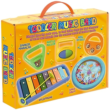 Hohner Toddler Music Band, 5 Piece/Set