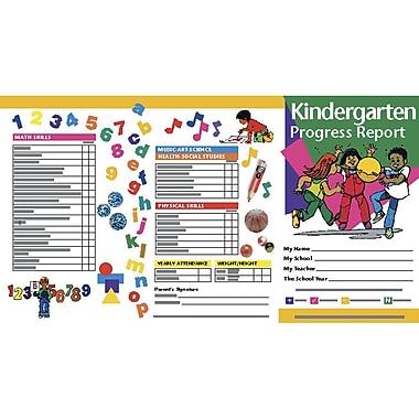 Hayes Kindergarten Progress Report Card, 10/Pack