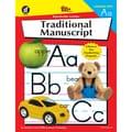 Carson Dellosa® in.Traditional Manuscriptin. Resource Book, Language Arts