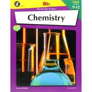 Carson Dellosa® The 100+ Series™ Chemistry Workbook, Grades 9 - 12