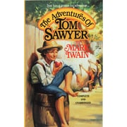"""The Adventures Of Tom Sawyer"" Book"