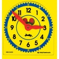 Carson Dellosa® My Own Little Judy® Plastic Clock With Booklet Manipulative, Grades PreK - 1
