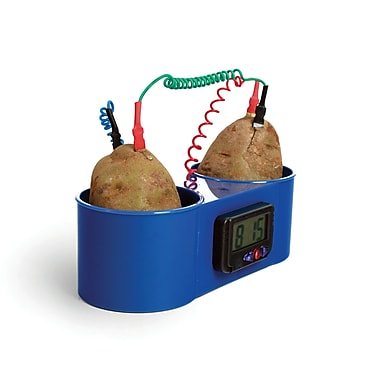 American Educational Products® Two Potato Clock, Grades K-5th