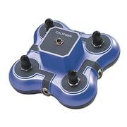 Califone® 4 Position Mini Stereo Jackbox, Blue