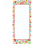 "Creative Teaching Press® 50 Sheets Notepad, 3 1/2"" x 8 1/2"", Hearts Abloom"