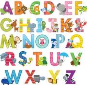 Creative Teaching Press® Animal Alphabet Sticker