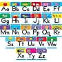 Creative Teaching Press® The Alphabet Sticker