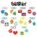 Creative Teaching Press® Mini Bulletin Board Set, Shapes