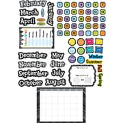 Creative Teaching Press® Calendar Set, Black and White