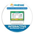 Daydream Education® Nouns Pronouns & Adjectives Interactive Whiteboard Chart, Grades 2 - 6