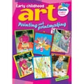 Didax® Early Childhood Art-Painting and Printmaking Book, Grades PreK - 2