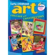 Didax® Early Childhood Art-Collage and Construction Book, Grades PreK - 2