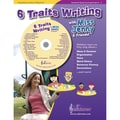 Edutunes® 6-Traits Writing CD Book Set, Grades K - 5