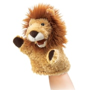 Folkmanis® Little Lion Hand Puppet