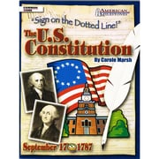 "Gallopade ""Sign On The Dotted Line The US Constitution"" Book"