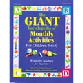 Gryphon House The GIANT Encyclopedia of Monthly Activities Book