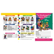Hayes Pre-Kindergarten Progress Report Card, 10/Pack