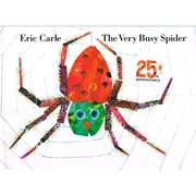 """Very Busy Spider"" Book"
