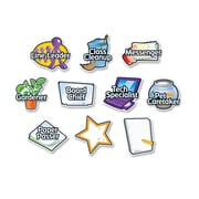 "Learning Resources® Magnetic Job Labels, 6"" x 4"""