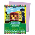 Pacon® Riverside® Groundwood Construction Paper, Lilac, 12in.(H) x 9in.(W), 50 Sheets