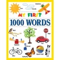 Publications International My First 1000 Words Book, Grades PreK - K